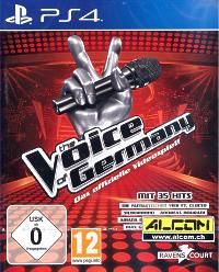 The Voice of Germany (Playstation 4)