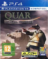 Quar: Infernal Machines (Playstation 4)
