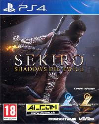 Sekiro: Shadows Die Twice (Playstation 4)