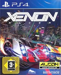 Xenon Racer (Playstation 4)