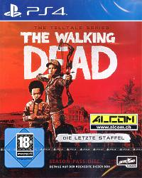 The Walking Dead: The Final Season (Playstation 4)