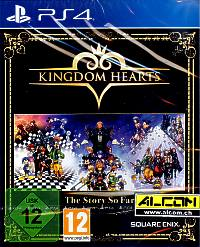 Kingdom Hearts - The Story So Far (Playstation 4)