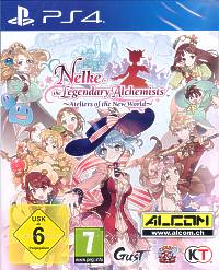 Nelke & the Legendary Alchemists: Ateliers of the New World (Playstation 4)
