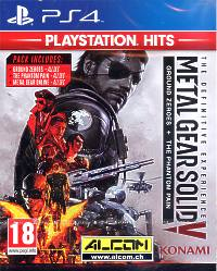 Metal Gear Solid 5: The Definitive Experience - Playstation Hits (Playstation 4)