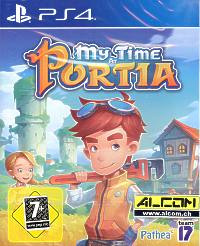 My Time At Portia (Playstation 4)