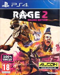 Rage 2 - Deluxe Edition (Playstation 4)