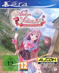 Atelier Lulua: The Scion of Arland (Playstation 4)