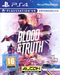 Blood & Truth (benötigt Playstation VR) (Playstation 4)