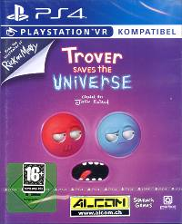 Trover Saves The Universe (Playstation 4)