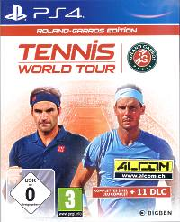 Tennis World Tour - Roland Garros Edition (Playstation 4)