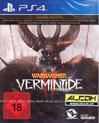 Warhammer: Vermintide 2 - Deluxe Edition (Playstation 4)