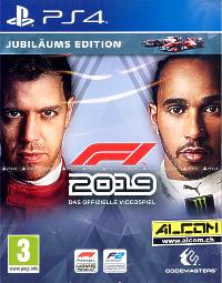 F1 2019 - Jubiläums Edition (Playstation 4)