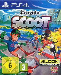 Crayola Scoot (Playstation 4)