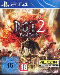 Attack on Titan 2: Final Battle (Playstation 4)