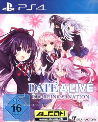 Date a Live: Rio-Reincarnation (Playstation 4)