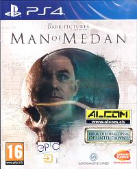 The Dark Pictures Anthology: Man of Medan (Playstation 4)
