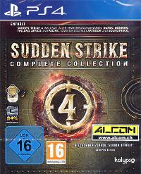 Sudden Strike 4 - Complete Collection (Playstation 4)