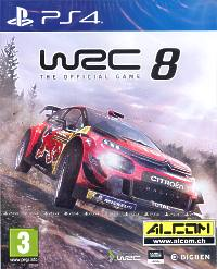 WRC 8 (Playstation 4)