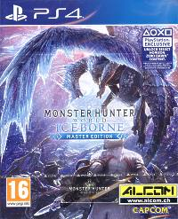Monster Hunter: World - Iceborne Master Edition (Playstation 4)