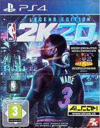 NBA 2K20 - Legends Edition (Playstation 4)