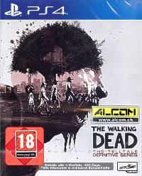 The Walking Dead: The Telltale Definitive Series (Playstation 4)