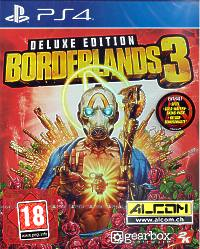 Borderlands 3 - Deluxe Edition (Playstation 4)