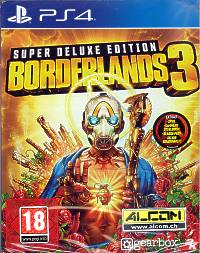Borderlands 3 - Super Deluxe Edition (Playstation 4)
