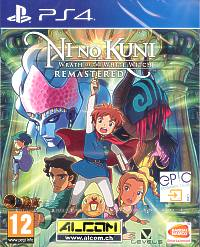 Ni no Kuni: Der Fluch der weissen Königin Remastered (Playstation 4)