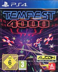 Tempest 4000 (Playstation 4)