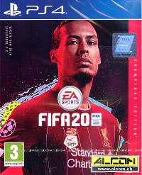 FIFA 20 - Champions Edition (Playstation 4)