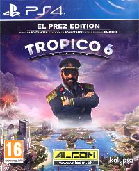 Tropico 6 - El Prez Edition (Playstation 4)