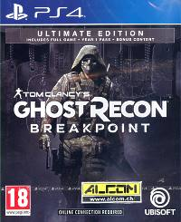 Ghost Recon: Breakpoint - Ultimate Edition (Playstation 4)