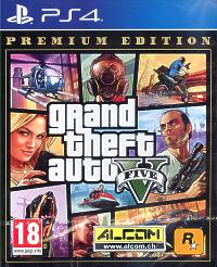 Grand Theft Auto 5 - Premium Edition (Playstation 4)
