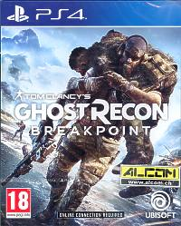 Ghost Recon: Breakpoint (Playstation 4)