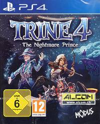 Trine 4: The Nightmare Prince (Playstation 4)