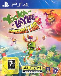 Yooka-Laylee and the Impossible Lair (Playstation 4)