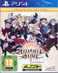 The Alliance Alive HD Remastered - Awakening Edition (Playstation 4)