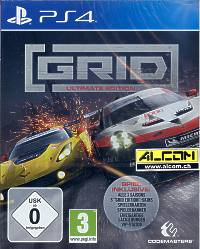 GRID - Ultimate Edition (Playstation 4)