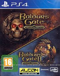 Baldurs Gate: Enhanced Edition Pack (Playstation 4)