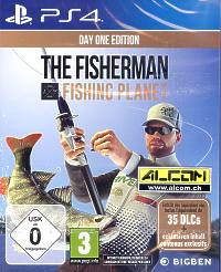 The Fisherman: Fishing Planet - Day 1 Edition (Playstation 4)