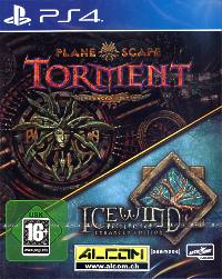 Planescape Torment & Icewind Dale: Enhanced Edition Pack (Playstation 4)