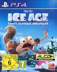 Ice Age: Scrats Nussiges Abenteuer (Playstation 4)