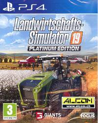 Landwirtschafts Simulator 2019 - Platinum Edition (Playstation 4)