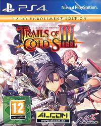The Legend of Heroes: Trails of Cold Steel 3 - Day 1 Edition (Playstation 4)