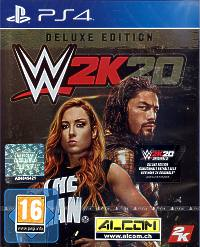 WWE 2K20 - Deluxe Edition (Playstation 4)