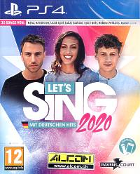 Lets Sing 2020 (Playstation 4)