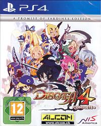 Disgaea 4 Complete+ (Playstation 4)