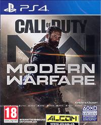 Call of Duty: Modern Warfare (2019) (Playstation 4)