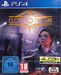 Close to the Sun (Playstation 4)