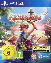Stranded Sails: Explorers of the Cursed Islands (Playstation 4)